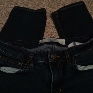 Size 6. A and F skinny jeans